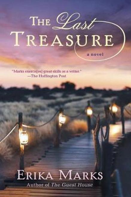 Marks, Erika / The Last Treasure (Large Paperback)