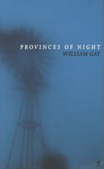 Gay, William / Provinces of Night (Large Paperback)