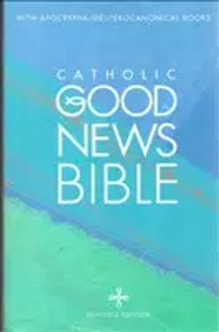 Catholic Good News Bible (Large Paperback)