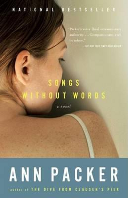 Packer, Ann / Songs Without Words (Large Paperback)