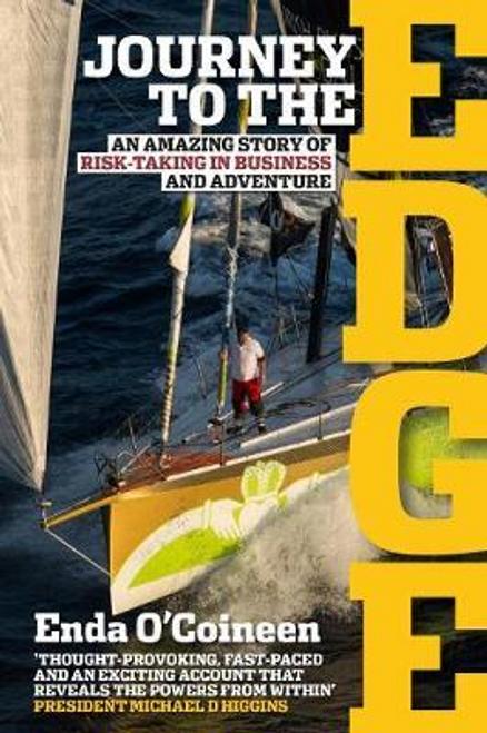 OCoineen, Enda / Journey To The Edge (Large Paperback)