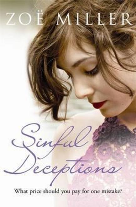 Miller, Zoe / Sinful Deceptions (Large Paperback)