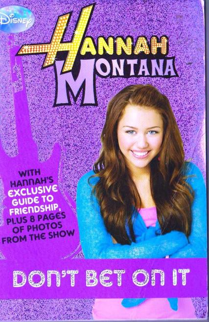Disney / Hannah Montana: Dont Bet On It