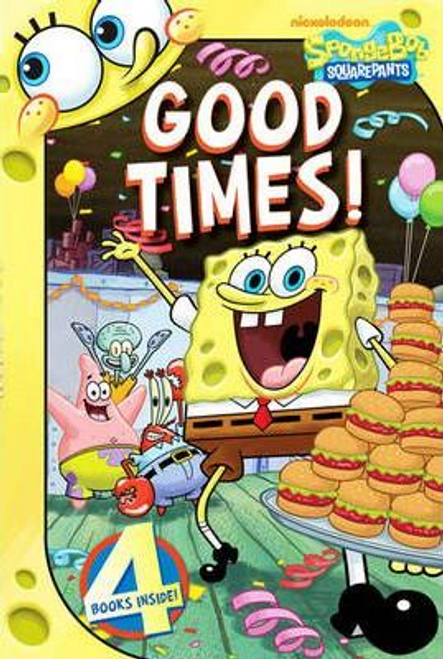 Spongebob : Good Times! (Large Paperback)