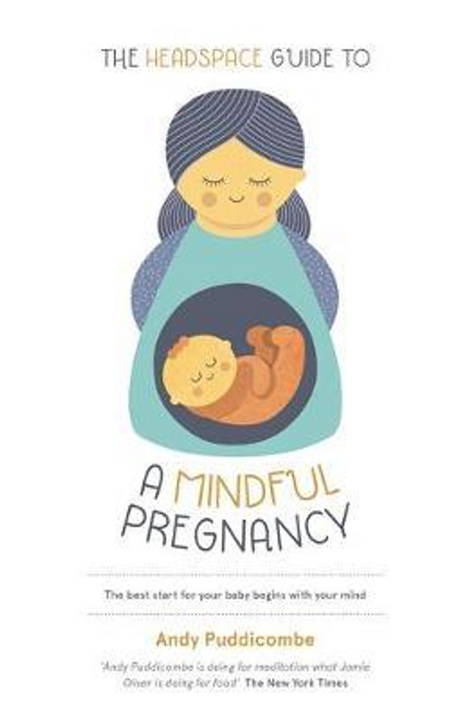 Puddicombe, Andy / The Headspace Guide To...A Mindful Pregnancy (Large Paperback)