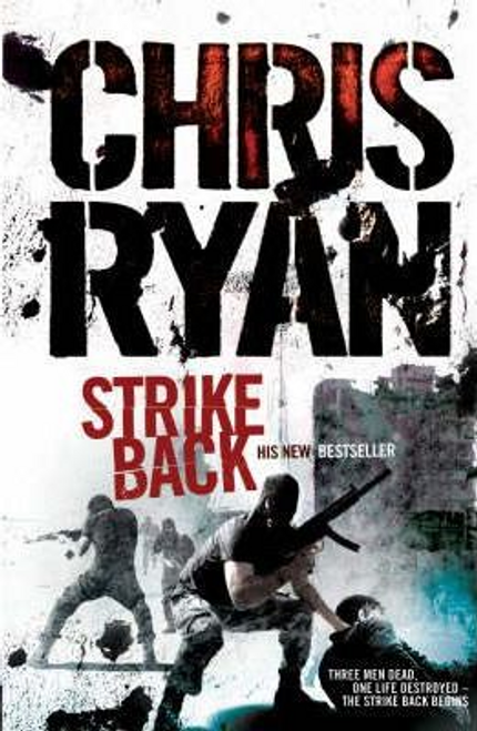 Ryan, Chris / Strike Back (Large Paperback)