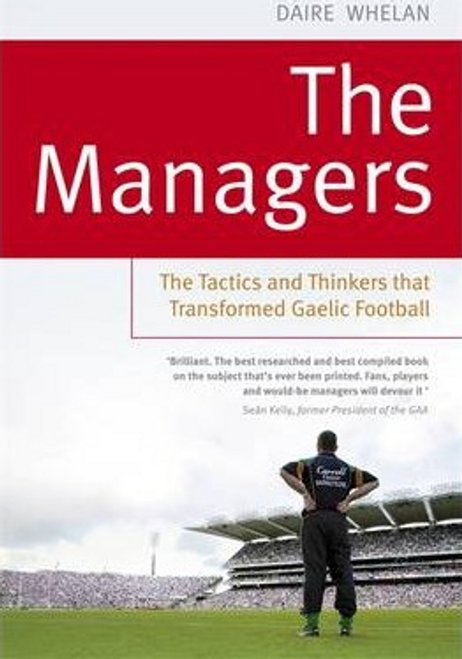 Whelan, Daire / The Managers (Large Paperback)