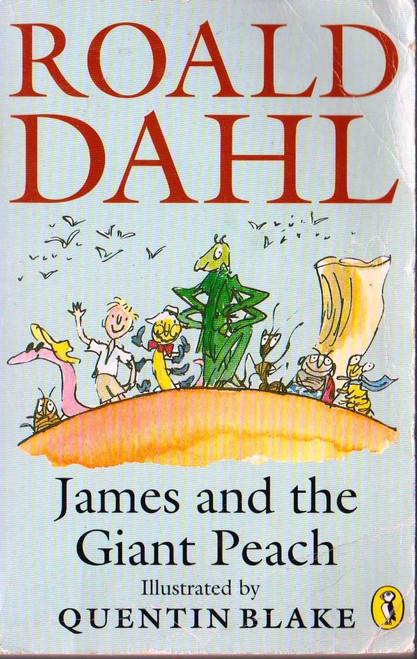 Dahl, Roald / James and the Giant Peach