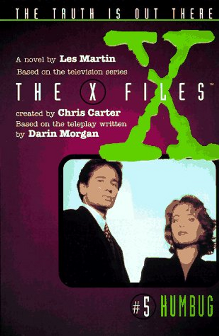 Martin, Les / The X-Files : Vol 5
