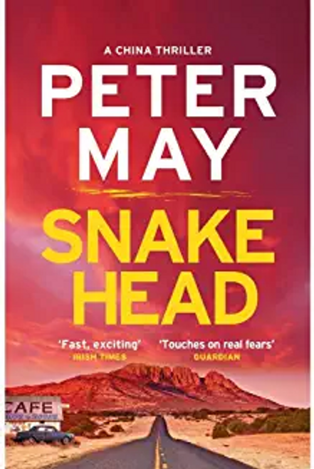 May, Peter / Snakehead