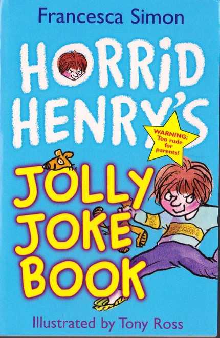 Simon, Francesca / Horrid Henry Jolly Joke Book