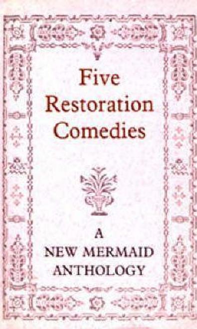 Gibbons, Brian / Five Restoration Comedies