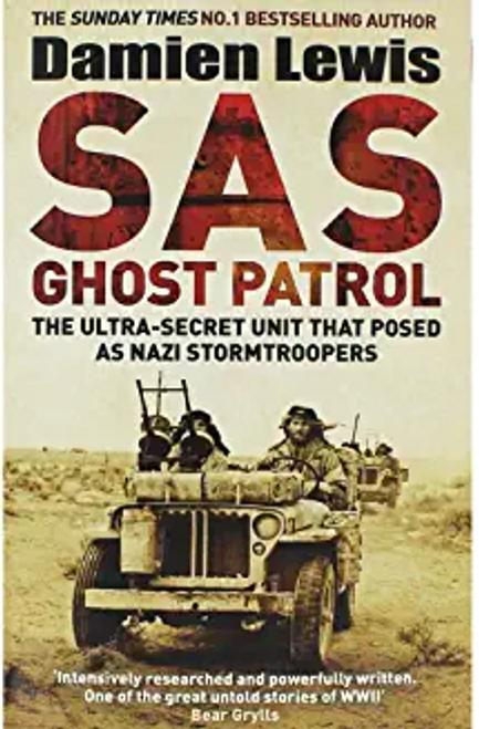 Lewis, Damien / SAS Ghost Patrol