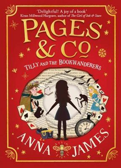 James, Anna / Pages & Co : Tilly and the Bookwanderers