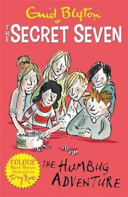 Blyton, Enid / Secret Seven Colour Short Stories: The Humbug Adventure: Book 2