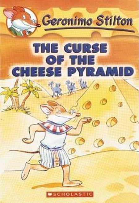 Stilton, Geronimo / Geronimo Stilton: #2 Curse of the Cheese Pyramid