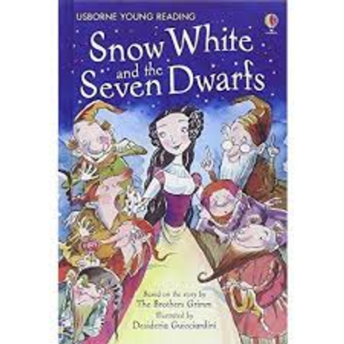 Grimm, Brothers / Snow White Seven Dwarfs