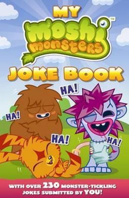 Moshi Monsters: My Moshi Monsters Joke Book