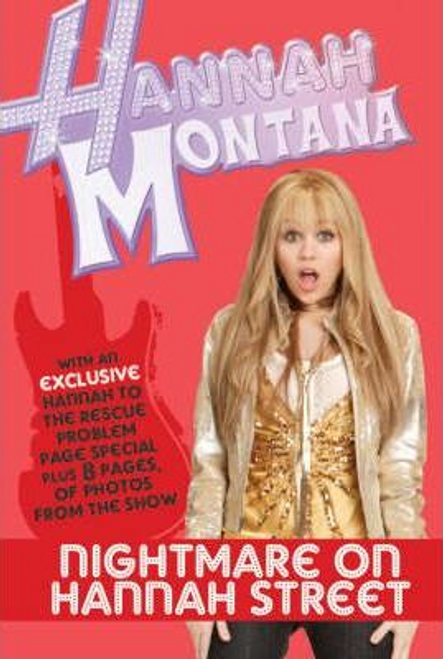 "Disney ""Hannah Montana"" Novel ""Nightmare on"": Bk. 7"