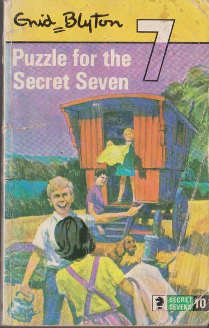 Blyton, Enid / Puzzle for the Secret Seven