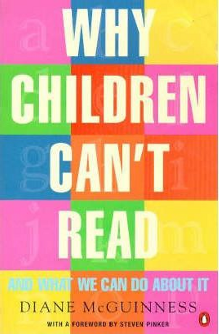 McGuinness, Diane / Why Children Can't Read