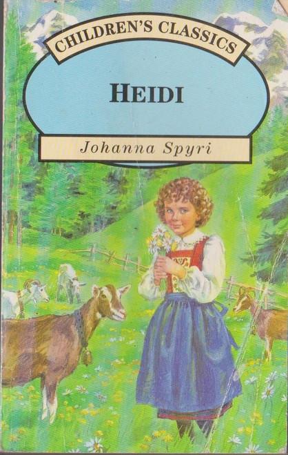 Spyri, Johanna / Heidi