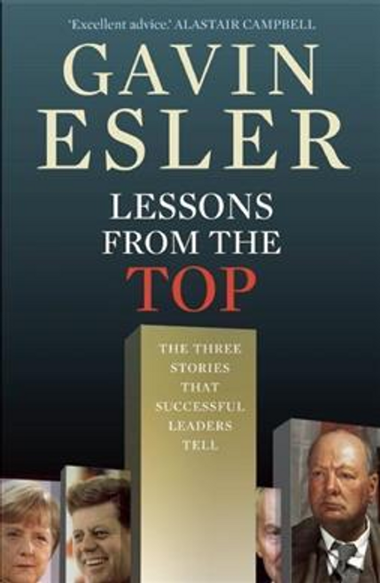Esler, Gavin / Lessons from the Top