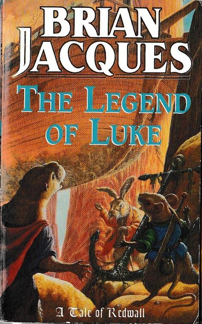 Jacques, Brian / The Legend of Luke