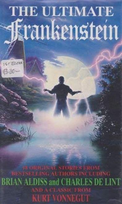Preiss, Byron / The Ultimate Frankenstein