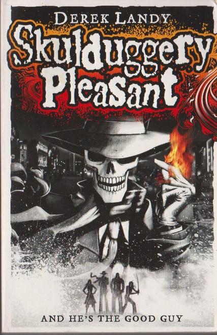 Landy, Derek / Skulduggery Pleasant ( Skulduggery Book 1)