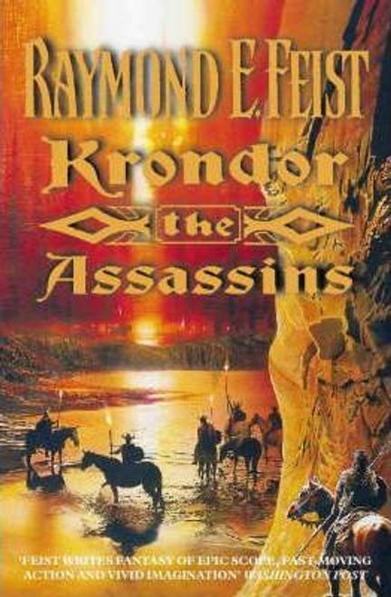 Feist, Raymond E. / Krondor : The Assassins (Large Paperback) ( Riftwar Legacy - Book 2 )