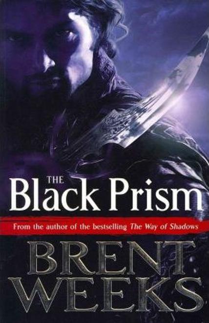 Weeks, Brent / The Black Prism : Book 1 of Lightbringer (Large Paperback)
