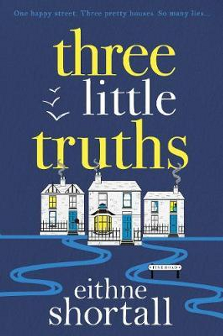 Shortall, Eithne / Three Little Truths (Large Paperback)