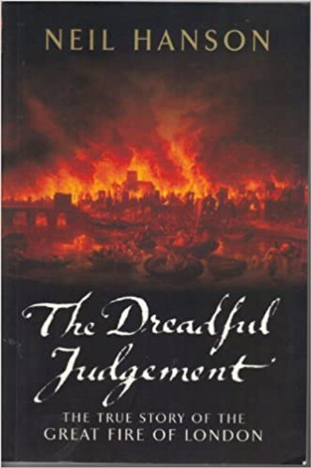 Hanson, Neil / The Dreadful Judgement (Large Paperback)