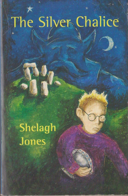 Jones, Shelagh / The Silver Chalice