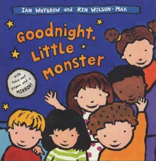 Whybrow, Ian / Goodnight Little Monster (Children's Picture Book)