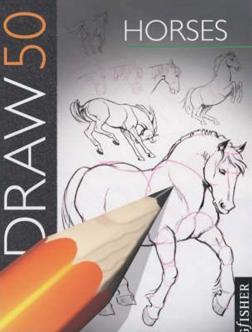 Ames, Lee J. / Draw 50: Horses (Children's Picture Book)