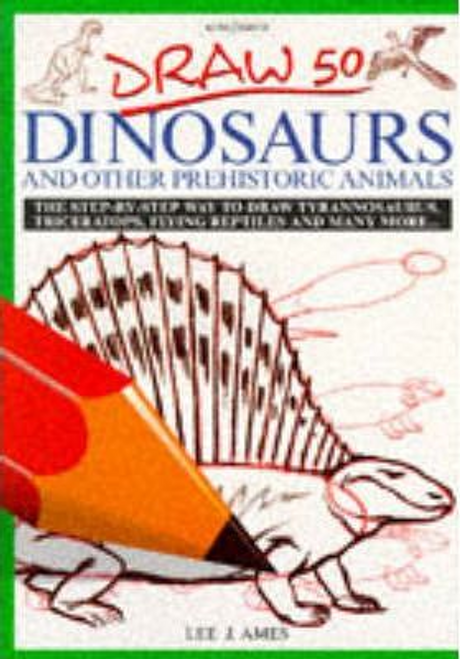 Ames, Lee J. / Draw 50: Dinosaurs (Children's Picture Book)
