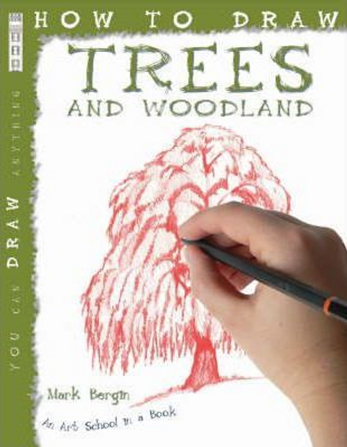 Bergin, Mark / Trees and Woodland (Children's Picture Book)