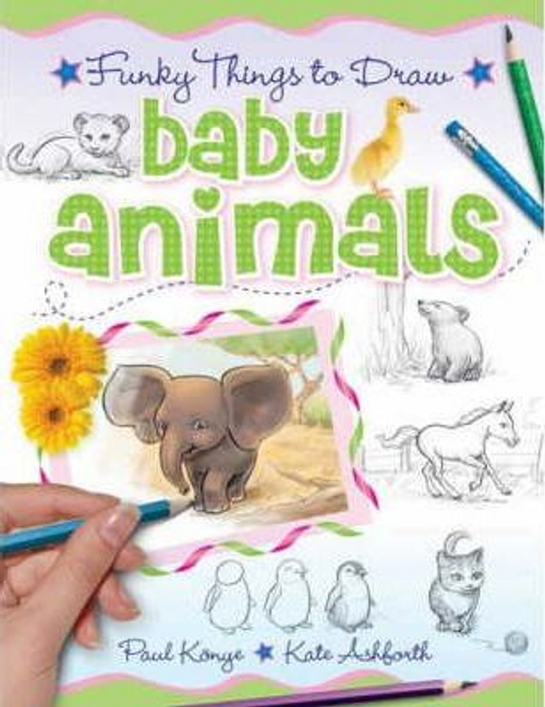 Konye, Paul / Baby Animals (Children's Picture Book)