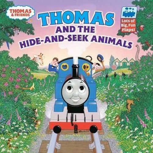 Thomas and Friends / Thomas and the Hide and Seek Animals (Children's Picture Book)