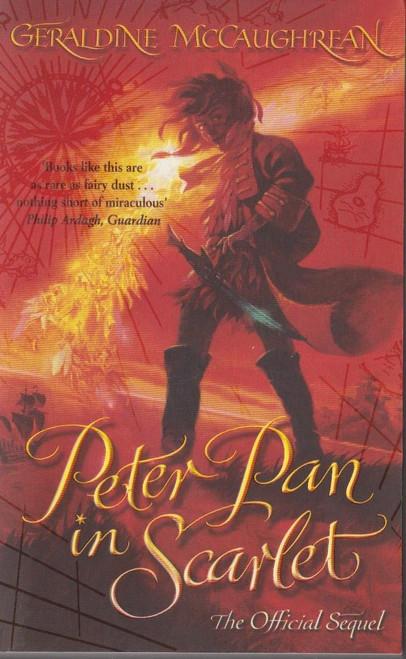 McCaughrean, Geraldine / Peter Pan in Scarlet
