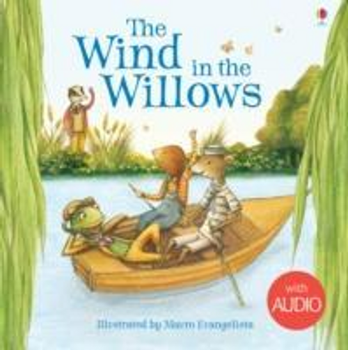 Sims, Lesley / The Wind in the Willows (Children's Picture Book)