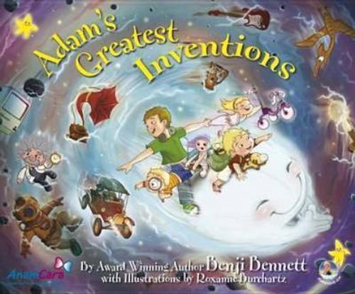 Bennett, Benji / Adam's Greatest Inventions (Children's Picture Book)