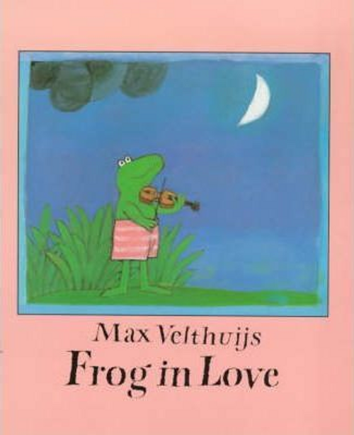 Velthuijs, Max / Frog in Love (Children's Picture Book)