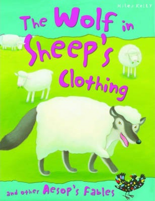 Fables, Aesop's / The Wolf in Sheeps Clothing (Children's Picture Book)