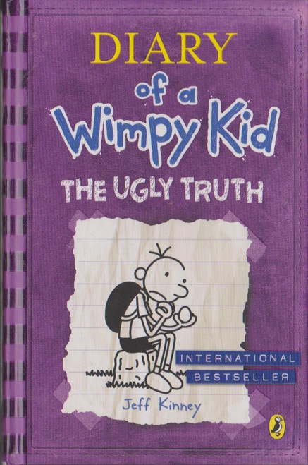 Kinney, Jeff / Diary of a Wimpy Kid: The Ugly Truth ( Wimpy Kid, Book 5 )
