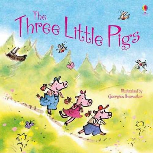 Davidson, Susanna / The Three Little Pigs (Children's Picture Book)