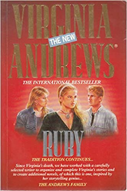 Andrews, Virginia / Ruby (Large Paperback)