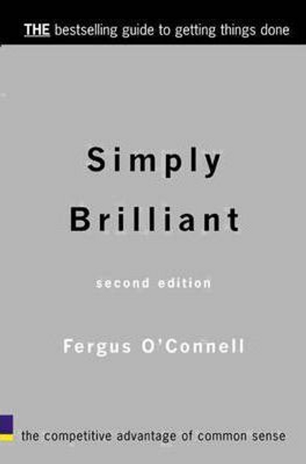 O'Connell, Fergus / Simply Brilliant (Large Paperback)